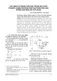 Xác định tải trọng giới hạn trong bài toán Prandtl bằng phương pháp sai phân hữu hạn thông qua MATLAB và FLAC2D