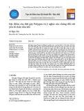 Đặc điểm của đứt gãy Polygon và ý nghĩa của chúng đối với yếu tố chắn dầu khí