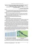 Đánh giá công tác quy hoạch, quản lý và khai thác cảng Việt Nam theo một một số chỉ tiêu cơ bản