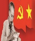 Giáo trình Tư tưởng Hồ Chí Minh - Chương mở đầu: Đối tượng, phương pháp nghiên cứu và ý nghĩa học tập môn tư tưởng Hồ Chí Minh