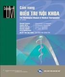 cẩm nang điều trị nội khoa (the washington manual of medical therapeutics): phần 1