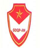 Giáo án Bài giảng Giáo dục quốc phòng an ninh - Trung tá Phạm Văn Điềm