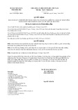 Quyết định 12/2019/QĐ-UBND tỉnh Đắk Lắk