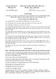 Quyết định 20/2019/QĐ-UBND tỉnh Phú Yên