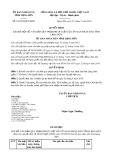 Quyết định số 19/2019/QĐ-UBND tỉnh Lạng Sơn