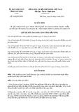 Quyết định 818/QĐ-UBND tỉnh ĐăkNông