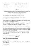 Quyết định 20/2019/QĐ-UBND tỉnh Tiền Giang