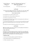 Quyết định số 21/2019/QĐ-UBND tỉnh Gia Lai