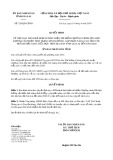 Quyết định 328/QĐ-UBND tỉnh GiaLai