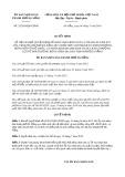 Quyết định 32/2019/QĐ-UBND TP Đà Nẵng