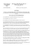 Quyết định số 24/2019/QĐ-UBND TP Hải Phòng