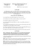 Quyết định số 29/2019/QĐ-UBND tỉnh Đồng Nai
