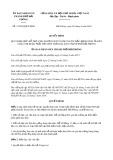 Quyết định số 17/2019/QĐ-UBND TP Hải Phòng