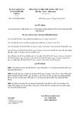 Quyết định 21/2019/QĐ-UBND TP Hải Phòng