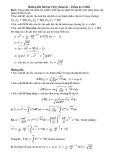 Hướng dẫn bài tập Vật lý thống kê: Thống kê cổ điển, thống kê lượng tử