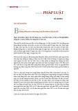 Bản tin Pháp luật - Số 48/2014
