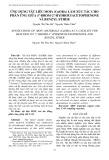 Ứng dụng vật liệu mofs (cuoba) làm xúc tác cho phản ứng giữa 5' brom 2' hydroxyacetophenone và benzyl ether