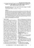 Nghiên cứu nhân giống cây tục đoạn (dipsacus japonicus), Phương pháp nuôi cấy mô