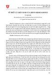 Về triết lý nhân sinh của Jiddu Krishnamurti