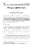 Không gian văn hóa Phật giáo Huế và vấn đề phát triển du lịch tâm linh