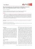 Role of hematopoietic stem cell transplantation in Philadelphia chromosomepositive acute lymphoblastic leukemia: A report of 2 unique cases