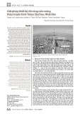 Giải pháp thiết kế, thi công nền móng tháp truyền hình Tokyo SkyTree, Nhật Bản