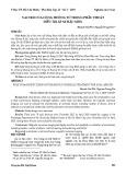 Vai trò của cộng hưởng từ trong phẫu thuật điều trị áp xe hậu môn