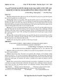 31-nc1077 đánh giá độ ổn định ngắn hạn mẫu nước tiểu giả định dùng trong ngoại kiểm tổng phân tích nước tiểu