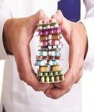 Giáo trình Thuốc kháng sinh và kháng nấm