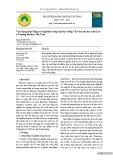Vận dụng hoạt động trải nghiệm trong dạy học tiếng Việt cho lưu học sinh Lào ở Trường Đại học Tân Trào