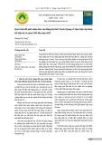 Quá trình đổi mới nhận thức của Đảng bộ tỉnh Tuyên Quang về thực hiện đại đoàn kết dân tộc từ năm 1995 đến năm 2015