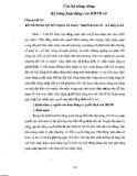 Tài liệu bồi dưỡng chủ tịch, phó chủ tịch hội đồng nhân dân, chủ tịch, phó chủ tịch ủy ban nhân dân xã (Tài liệu áp  dụng đối với xã Miền núi, trung du và Dân tộc) – Chuyên đề 19