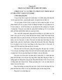 Tài liệu bồi dưỡng ngạch cán sự - Chuyên đề 2: Pháp luật, pháp chế xã hội chủ nghĩa