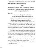 Tài liệu bồi dưỡng chủ tịch, phó chủ tịch hội đồng nhân dân, chủ tịch, phó chủ tịch ủy ban nhân dân xã (Tài liệu áp  dụng đối với xã Miền núi, trung du và Dân tộc) – Chuyên đề 5