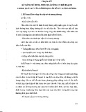 Tài liệu bồi dưỡng lãnh đạo cấp sở và tương đương - Chuyên đề 7, 8, 9