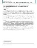 Ngôn ngữ học khối liệu trong nền kinh tế toàn cầu (Linguistique de corpus dans l'economie mondiale)