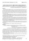 Khảo sát khả năng ức chế enzyme xanthine oxidase và kháng oxy hóa từ cao chiết lá cây gai (Boehmeria nivea L.)