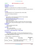 Giáo án Vật lý 11 (Theo phương pháp mới)