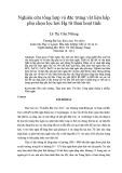 Nghiên cứu tổng hợp và đặc trưng vật liệu hấp phụ chọn lọc hơi Hg từ than hoạt tính