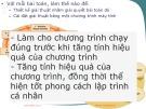 Bài giảng Kỹ thuật lập trình: Chương 3 - TS. Vũ Hương Giang (Phần 2)