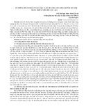 Tư tưởng Hồ Chí Minh về giáo dục và sự vận dụng của Đảng bộ tỉnh Phú Thọ trong thời kỳ đổi mới (1996 – 2015)