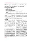 Văn hóa cấp cá nhân và hành vi: Một mô hình văn hóa ảnh hưởng trực tiếp lên ý định mua thuốc không toa tại Việt Nam
