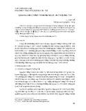 Quan điểm chính trị của Nguyễn Trường Tộ