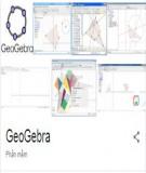 Giáo án Tin học 6 - Chủ đề: Luyện tập học toán với phần mềm Geogebra