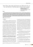 Hiện tượng lắng đọng muối trong quá trình khai thác và các giải pháp xử lý ở mỏ Bir Seba, Lô 433a & 416b, Algeria