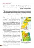 Ảnh hưởng của quá trình biến đổi thứ sinh đến chất lượng tầng chứa Hamra Quartzite, mỏ Bir Seba, bể Oued Mya, Algeria