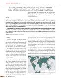 Sử dụng phương pháp phân tích AVO trong tìm kiếm thăm dò khí Hydrate và khả năng áp dụng tại Việt Nam