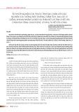 Tích hợp nghiên cứu thuộc tính địa chấn với các nghiên cứu tướng môi trường trầm tích, địa vật lý giếng khoan nhằm dự báo sự phân bố và tính chất vỉa chứa địa tầng Oligocene, Lô 09-2/10, bể Cửu Long