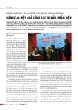 Hội đồng Khoa học Công nghệ Tập đoàn Dầu khí Quốc gia Việt Nam: Nâng cao hiệu quả công tác tư vấn, phản biện