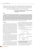 Nghiên cứu tổng hợp chất hoạt động bề mặt không Ion sử dụng cho tăng cường thu hồi và xử lý kích thích vỉa dầu khí từ các nguồn Phenol thu hồi ở Việt Nam
